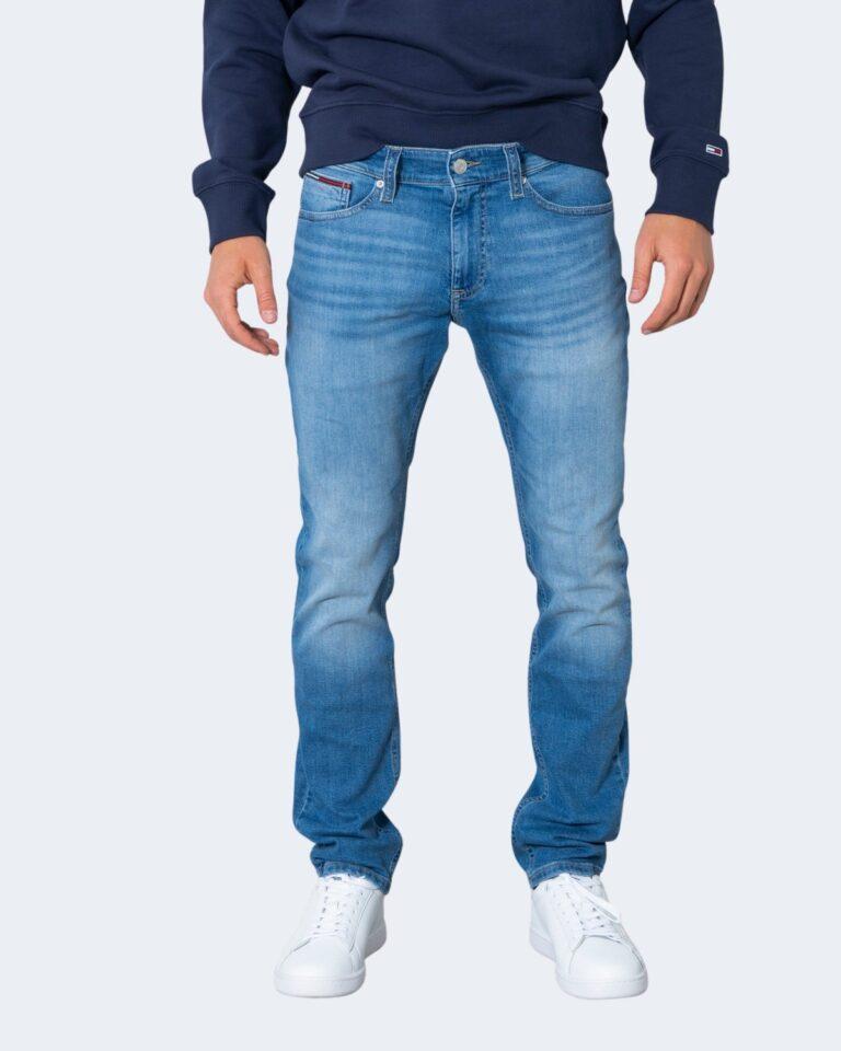 Jeans slim Tommy Hilfiger Jeans SCANTON SLIM AE118 L DM0DM10788 Denim chiaro - Foto 3