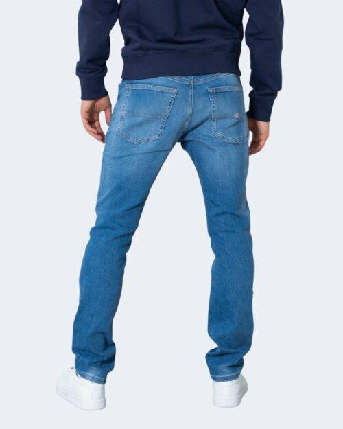 Jeans slim Tommy Hilfiger Jeans SCANTON SLIM AE118 L DM0DM10788 Denim chiaro - Foto 4