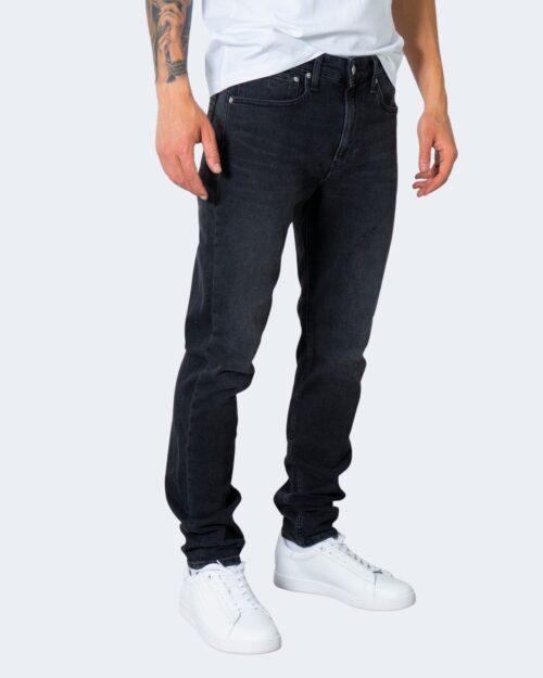 Jeans slim Calvin Klein SLIM TAPER Nero – 72089