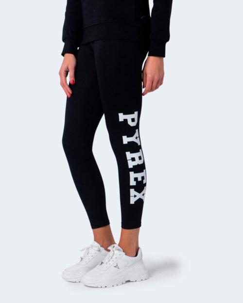 Leggings Pyrex STAMPA LATO Nero – 59174