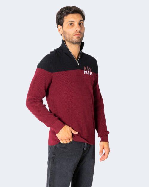 Maglia Armani Exchange PULLOVER Nero – 72513