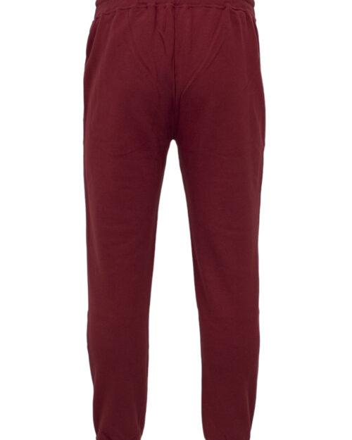 Pantaloni sportivi Pyrex FELPA COLOR Bordeaux - Foto 2
