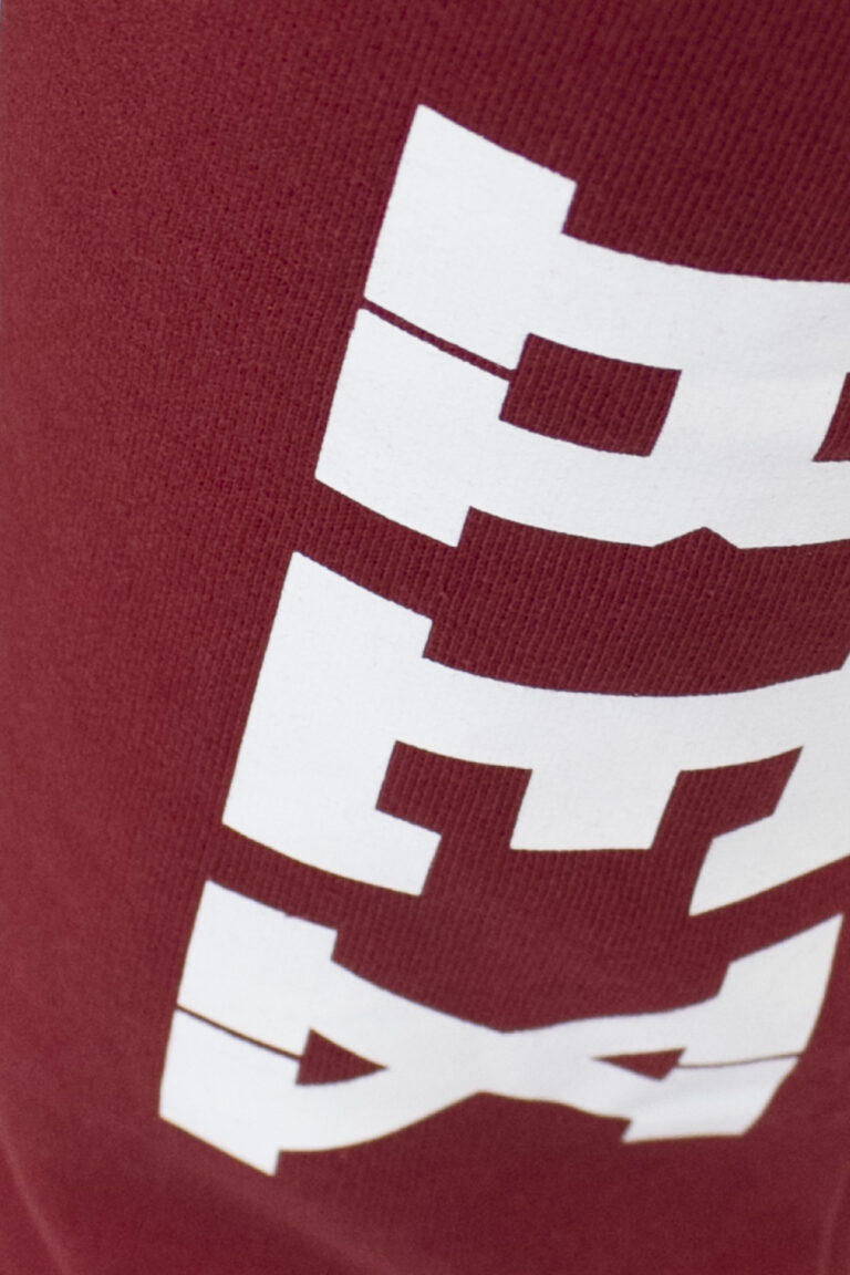 Pantaloni sportivi Pyrex FELPA COLOR Bordeaux - Foto 3