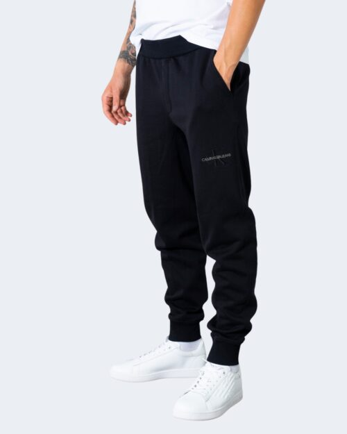 Pantaloni sportivi Calvin Klein OFF PLACED Nero – 72090