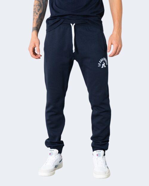 Pantaloni sportivi LE COQ SPORTIF saison 2 PANT REGULAR Blu - Foto 4
