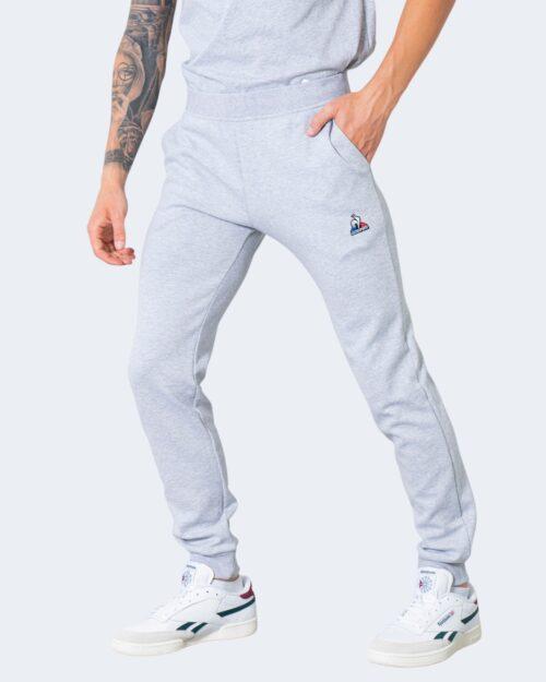 Pantaloni sportivi Le Coq Sportif PANT SLIM Grigio Chiaro – 73016