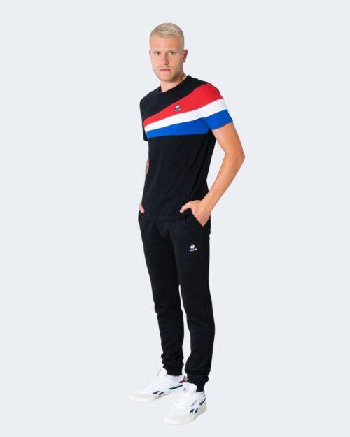 Pantaloni sportivi Le Coq Sportif PANT SLIM Nero – 73019
