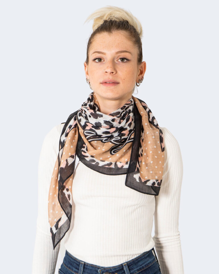 Pashmina Guess TERRY SCARF Beige - Foto 1