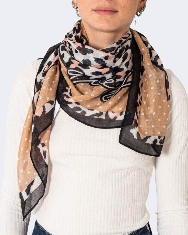 Pashmina Guess TERRY SCARF Beige - Foto 2