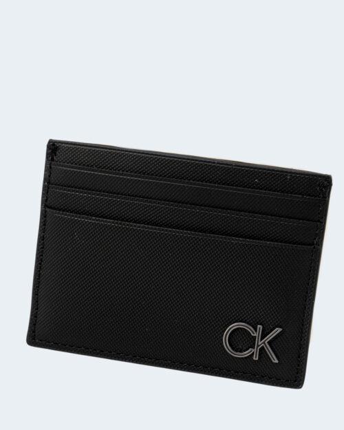 Portacarte Calvin Klein CARDHOLDER Nero – 64757