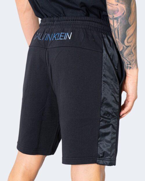 Shorts Calvin Klein Performance PW - 9in Knit Short 00GMT1S858 Nero - Foto 1