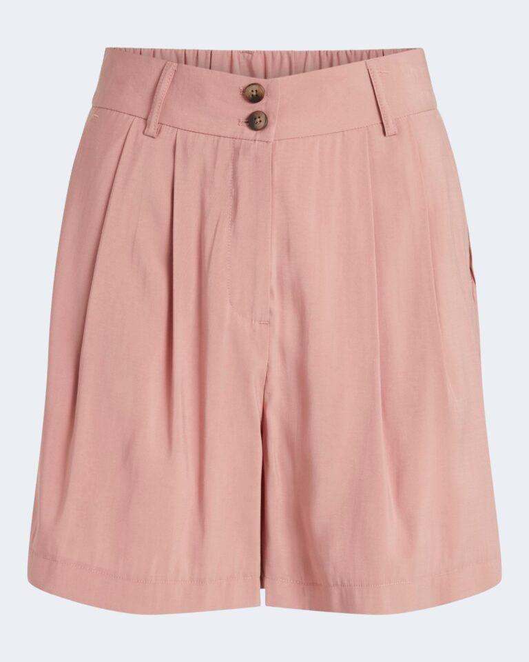 Shorts Vila Clothes VIPAULINE Rosa Cipria - Foto 1