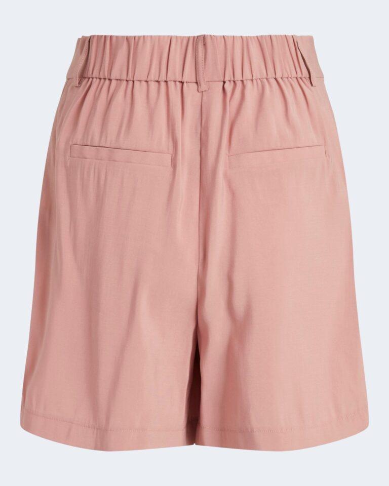 Shorts Vila Clothes VIPAULINE Rosa Cipria - Foto 2