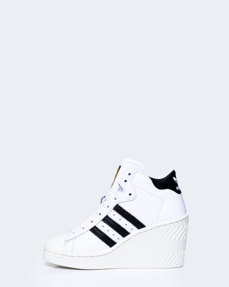 Sneakers Adidas SUPERSTAR ELLURE ZEPPA Bianco - Foto 2