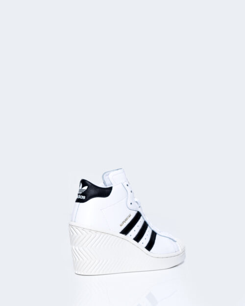 Sneakers Adidas SUPERSTAR ELLURE ZEPPA Bianco - Foto 3