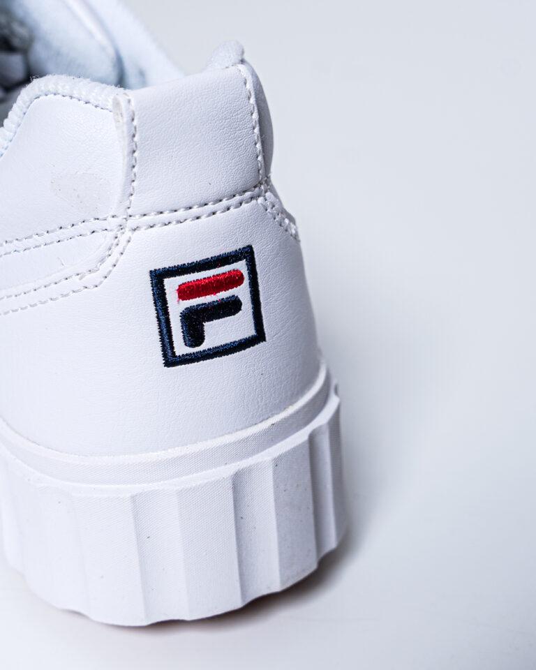 Sneakers Fila SANDBLAST Bianco - Foto 3