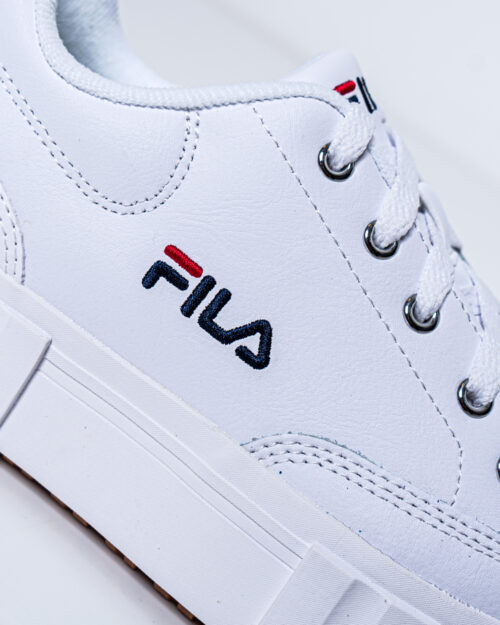 Sneakers Fila SANDBLAST Bianco - Foto 4