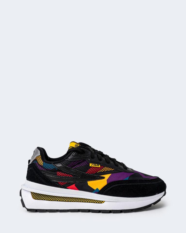 Sneakers Fila REGGIO 212 90'S WMN Nero - Foto 1