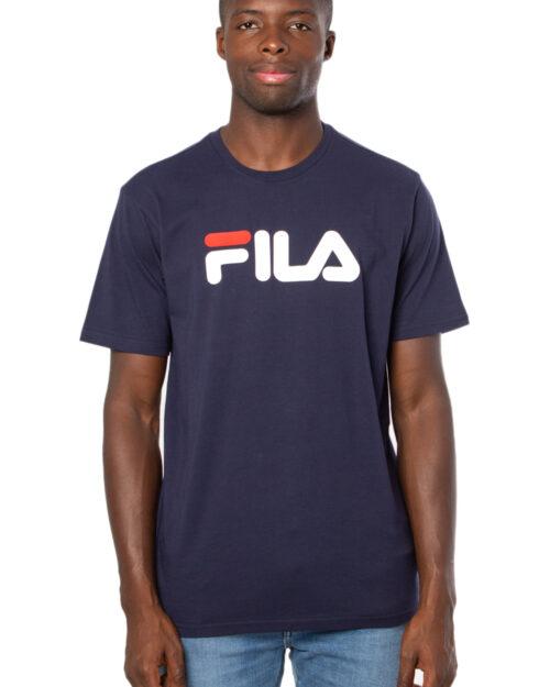 T-shirt Fila CLASSIC PURE TEE Blu - Foto 1