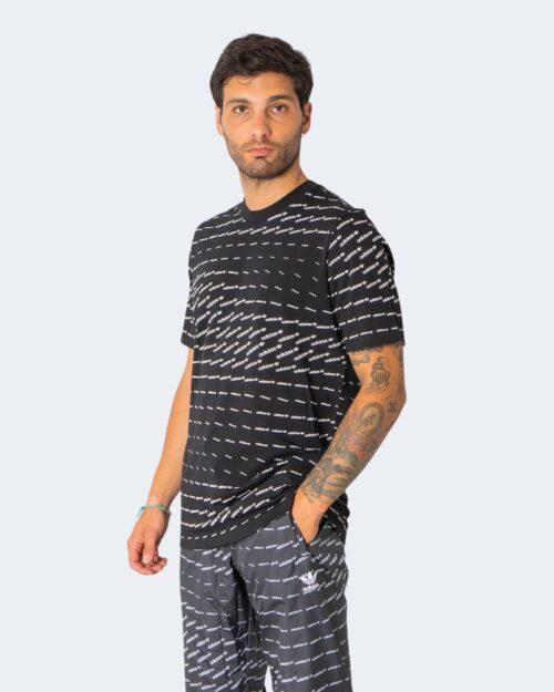 T-shirt Adidas MONO Nero – 73164