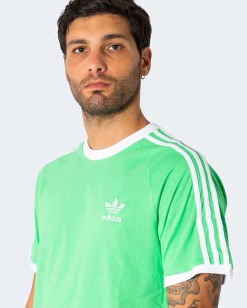 T-shirt Adidas 3-STRIPES Verde – 74102