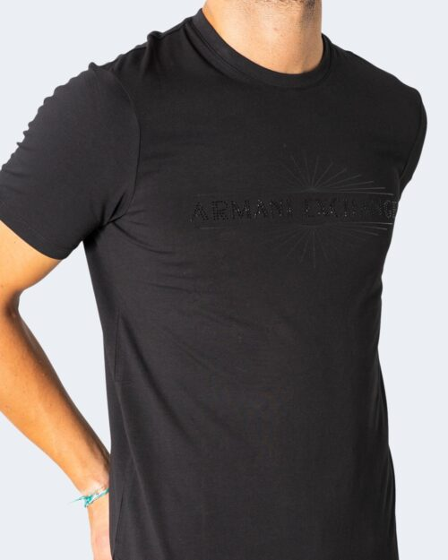 T-shirt Armani Exchange – Nero – 72507