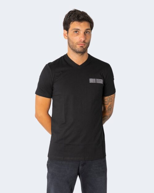 T-shirt Armani Exchange – Nero – 72509