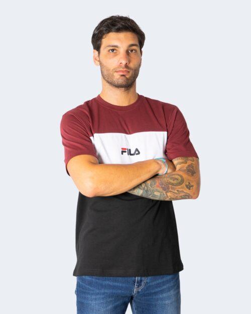 T-shirt Fila ANOKI Nero - Foto 1