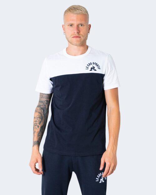 T-shirt Le Coq Sportif SAISON 2 TEE Blu – 73015