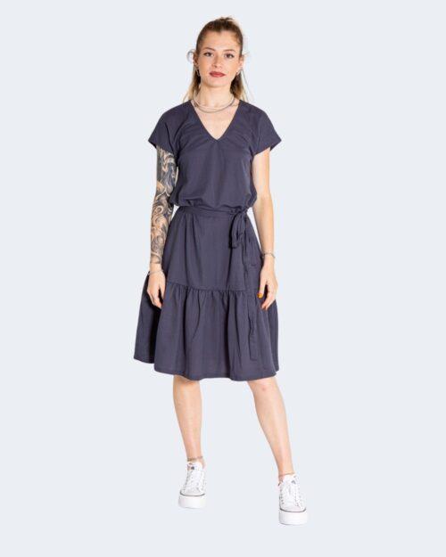Vestito lungo Only WERA S/S DRESS JRS Blu - Foto 1