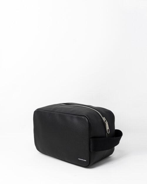 Borsa Calvin Klein MICRO PEBBLE WASHBAG Nero – 76561