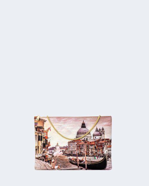 Borsa Y Not? CLUTCH LARGE venezia santa maria – 74227