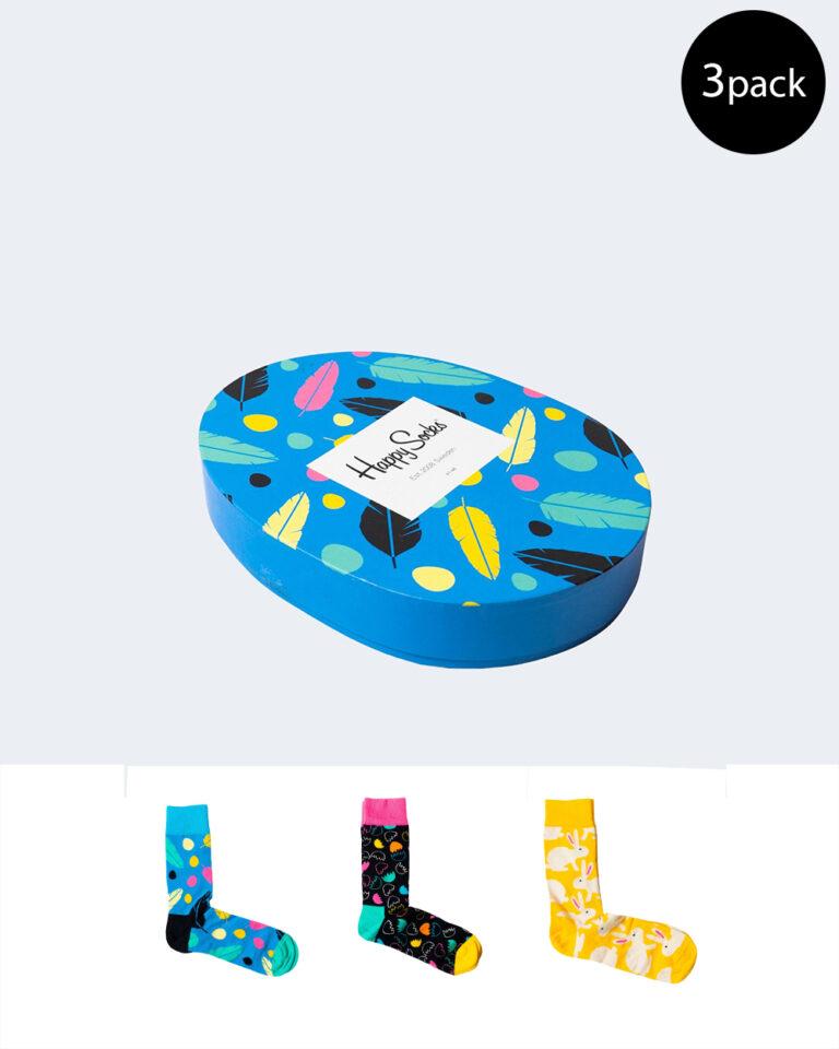Calzini Lunghi Happy Socks EASTER GIFT BOX Multicolor - Foto 1