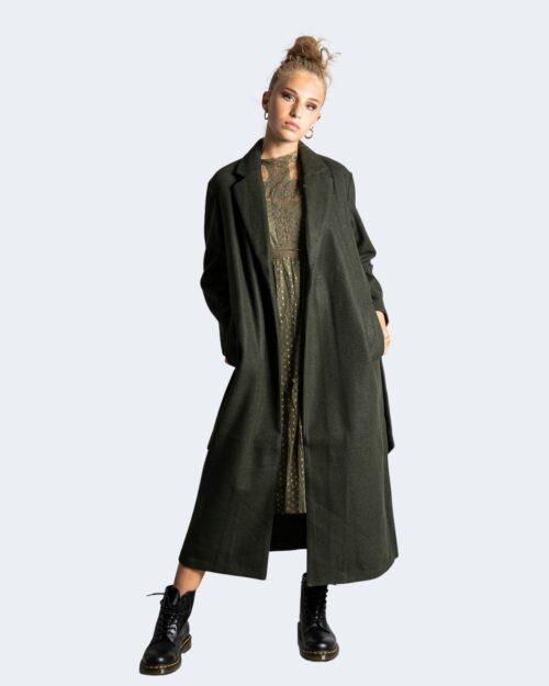 Cappotto Only TRILLION Verde Scuro – 71794