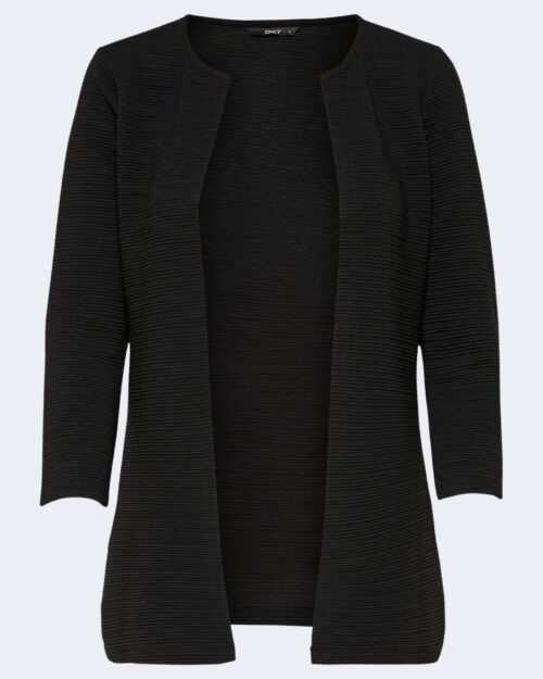 Cardigan Only Leco 7/8 Long Cardigan jrs Noos Nero - Foto 5