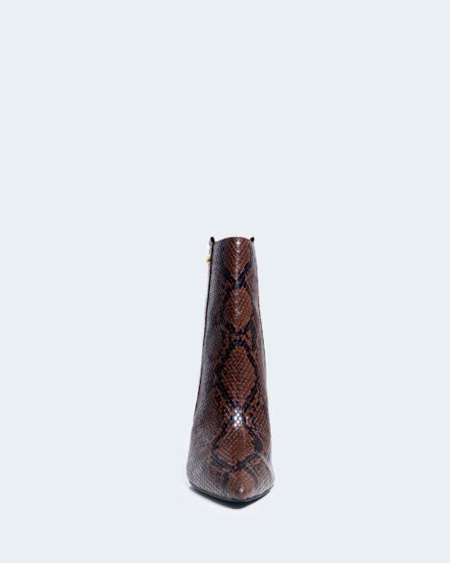 Scarpe con tacco Guess BAIZE2/ STIVALETTO/ LEA Marrone - Foto 5