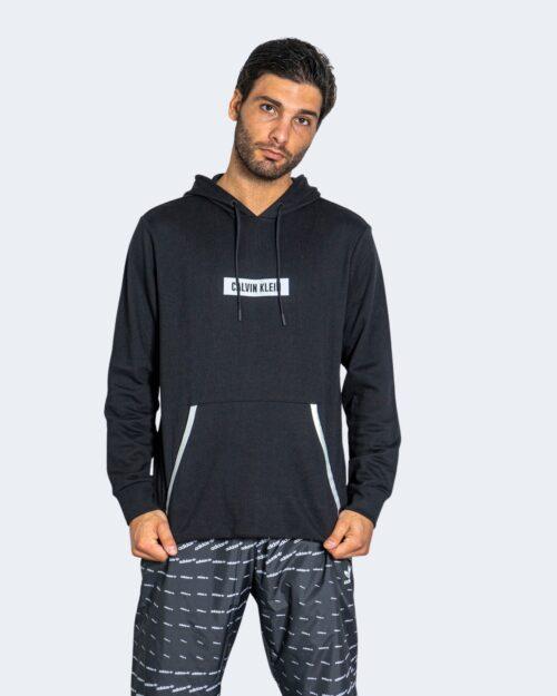 Felpa con cappuccio Calvin Klein Performance PW – Pullover Hoodie 00GMS1W361 Nero – 72152
