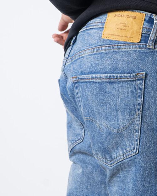 Jeans Jack Jones Mike Original Am 139 Pcw Noos Blue Denim - Foto 5