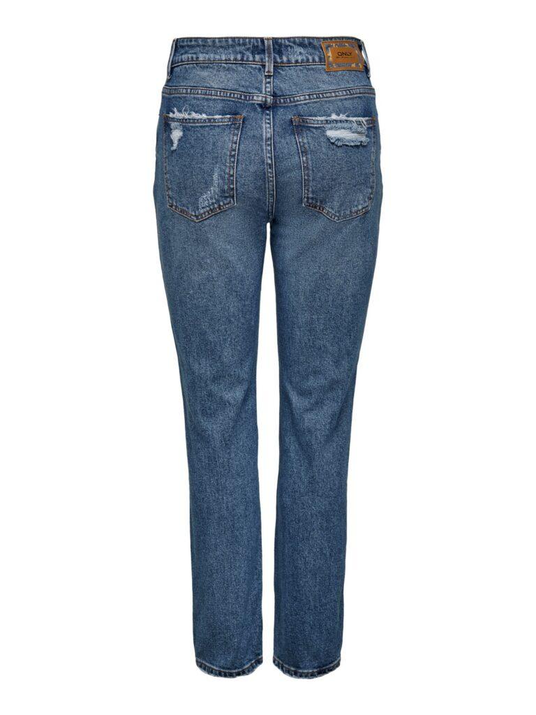 Jeans mom Only EMILY CROP Denim - Foto 5