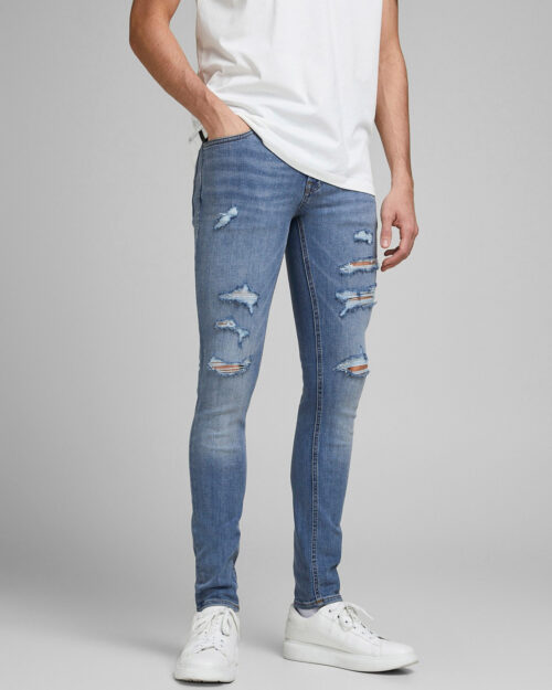 Jeans skinny Jack Jones LIAM Blue Denim – 71750
