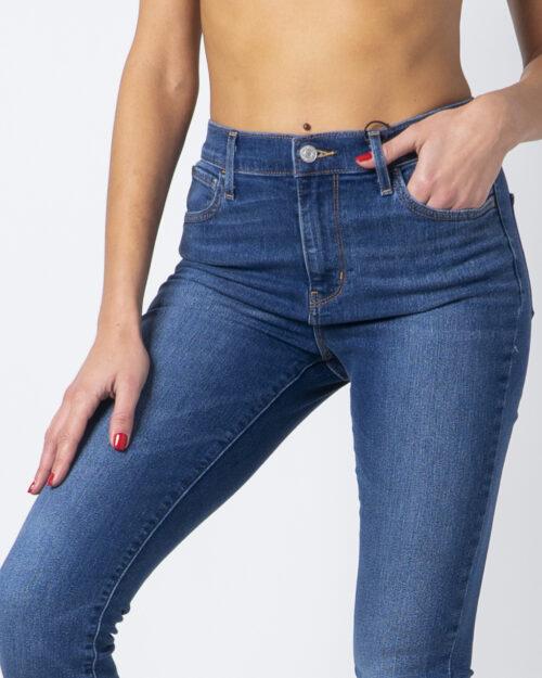 Jeans skinny Levi's® 720 HIRISE FIERY ISLAND WARM Denim - Foto 5