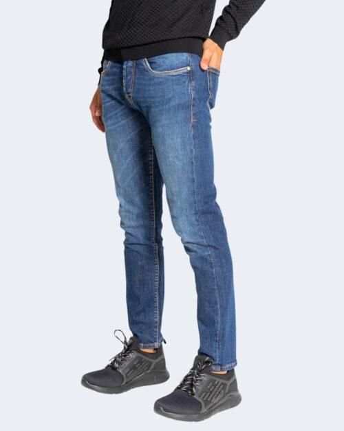 Jeans skinny Tela Cotton GHIBLI Blue Denim Scuro – 76476