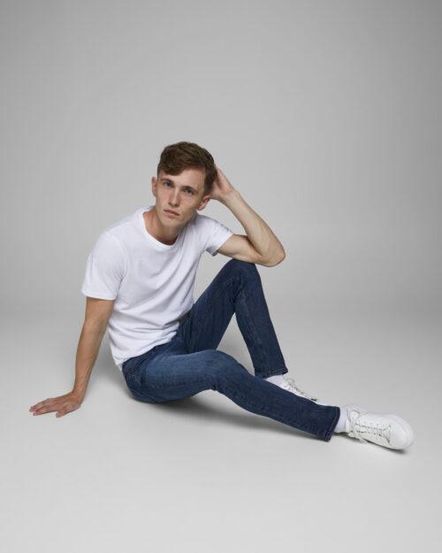 Jeans slim Jack Jones GLENN Blue Denim – 71748