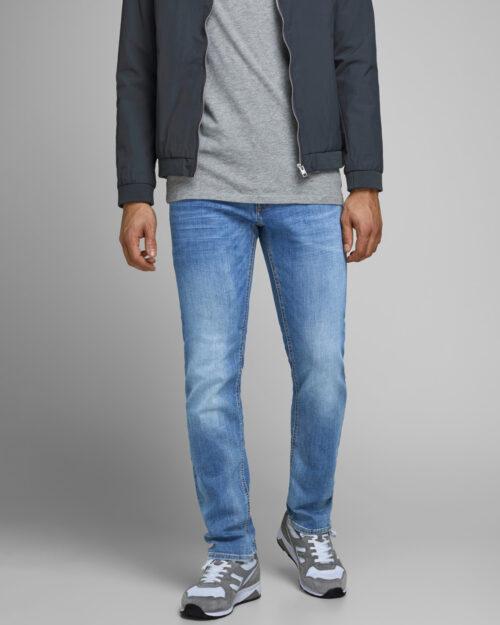 Jeans slim Jack Jones TIM Blue Denim – 71749