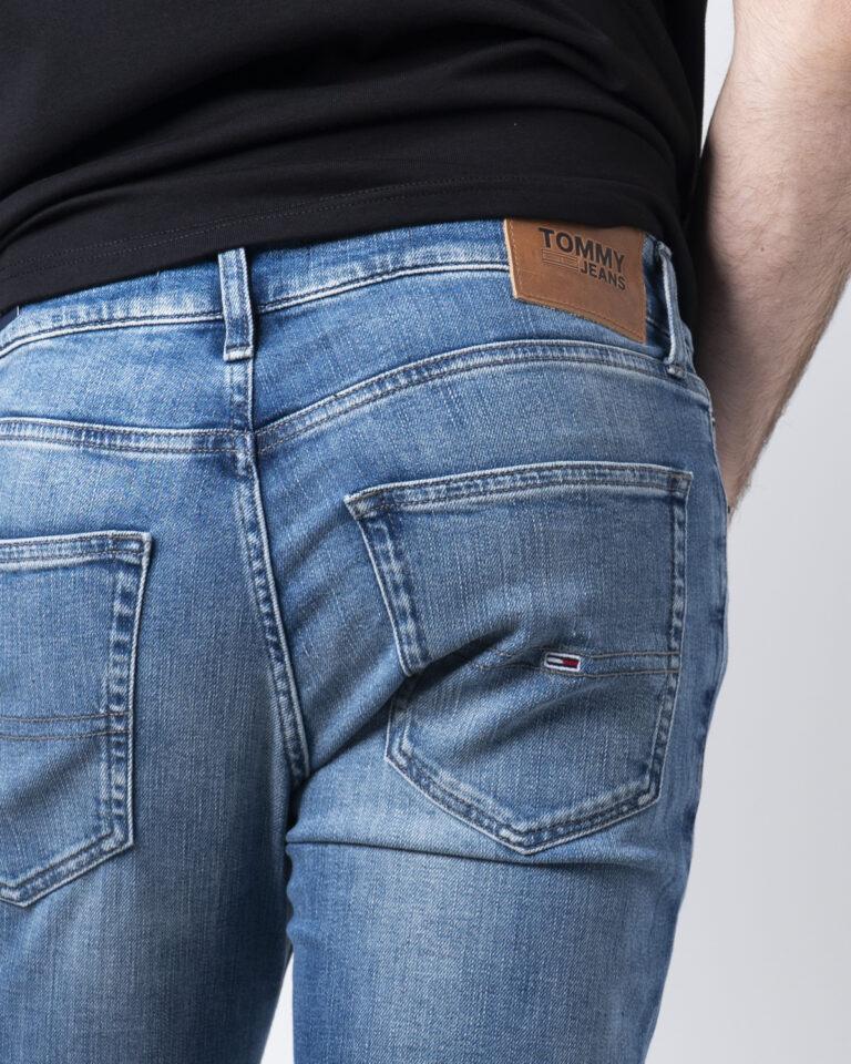 Jeans slim Tommy Hilfiger SCANTON Blue Denim - Foto 5