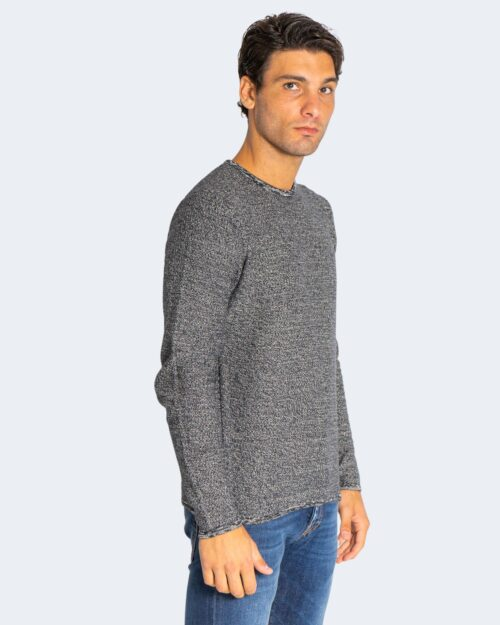 Maglia Only & Sons ONSNIKO LIFE CREW KNIT NOOS – 22019979 Blue scuro – 71880