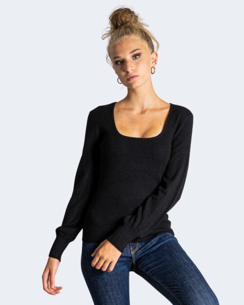 Maglia Vila Clothes BESTINA Nero – 76662