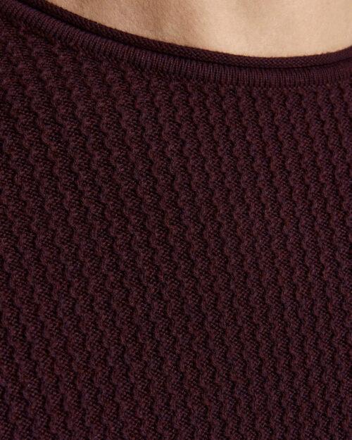Maglione Jack Jones BLUCARLOS Bordeaux – 71736