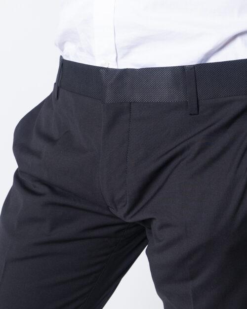 Pantaloni skinny Antony Morato Slim Blanche Nero - Foto 5