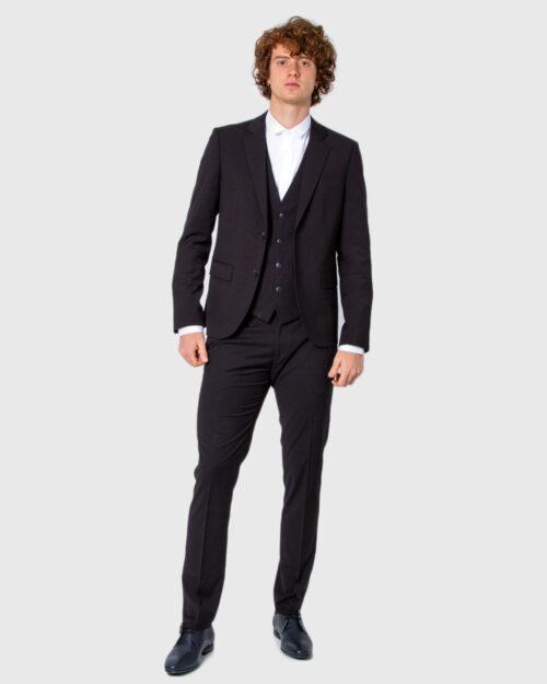 Pantaloni slim Antony Morato SLIM BONNIE Nero - Foto 5